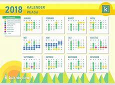 Kalender Puasa Sunnah 2018 Yuk Amalkan!