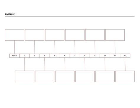 timeline graphic templates  allbusinesstemplatescom