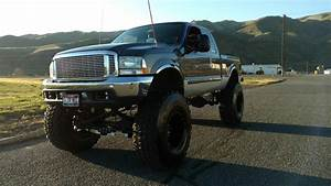 2002 Ford F 250 Superduty Lifted 7 3l Diesel Monster For Sale