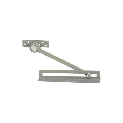door casement friction limiting stay grey ironmongerydirect