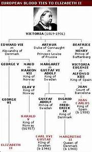 Queen Elizabeth Lineage Chart Bbc News Europe The Euro Royal Connection