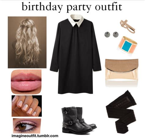 Birthday Party Outfit and Cakes for anonymous ... - Imagine Outfits