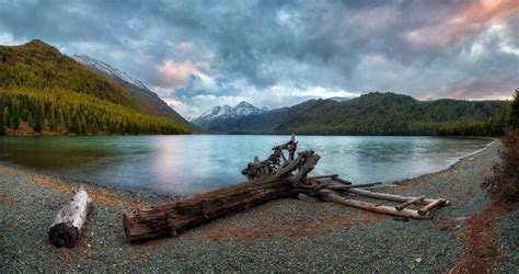 Amazing natural beauty of the Altai Mountains · Russia ...