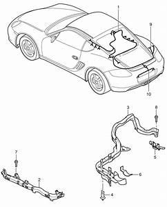 Porsche Cayman Wiring Harness Engine  Parkassist