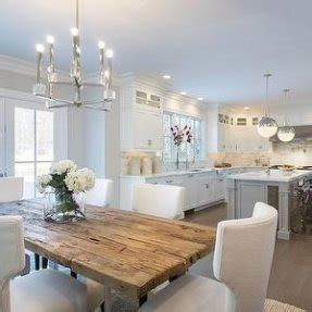 rustic wood kitchen table foter