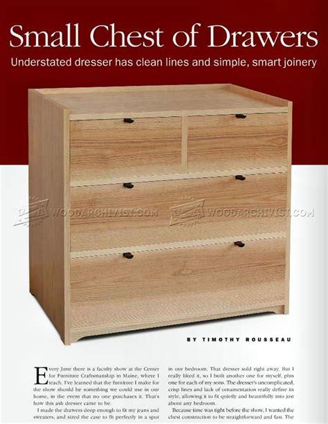 simple dresser plans bestdressers