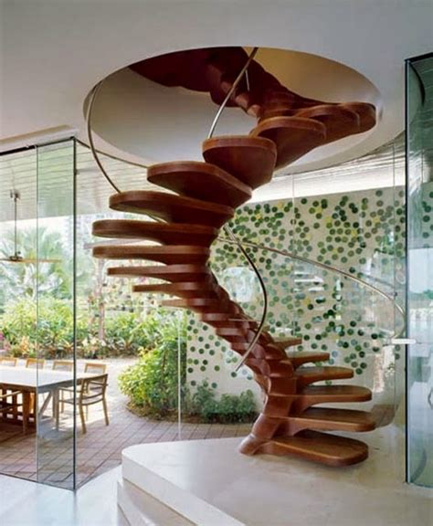 Wooden Spiral Staircase With Slide by Latest Modern Stairs Designs Ideas Catalog 2017