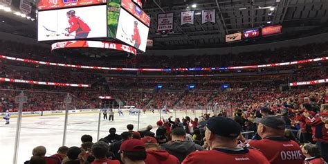 capitals  rangers  captial  arena  prices