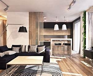 A, Contemporary, Apartment, With, Lots, Of, Open, Space