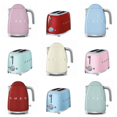 coloured toaster and kettle set designer kettle toaster sets your best contemporary
