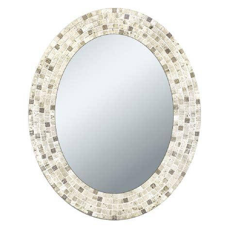 30 ideas of mosaic tile framed bathroom mirrors