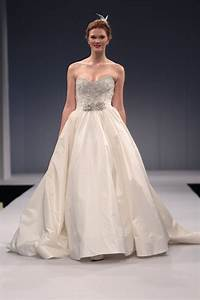 anne barge antionette wedding dress ballgown with crystal With plus size wedding dresses orlando