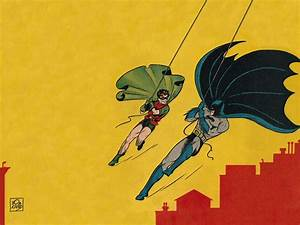 batman and robin swinging | Zoom Comics - Daily Comic Book ...