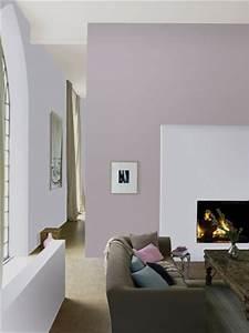 salons taupe and zen on pinterest With idee couleur peinture salon 8 ambiance salon zen