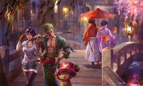 One Piece Painting 5k, Hd Anime, 4k Wallpapers, Images
