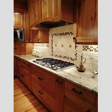 Kitchen Tile Backsplash Ideas  Traditional Kitchen