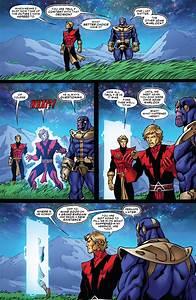 Sentry vs. Adam Warlock vs. Blue Marvel vs. Hyperion vs ...