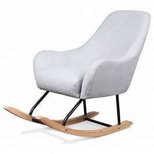 80cf17c6a07f9 fauteuil rocking chair design scandinave bois et m tal sledge demeure et  jardin