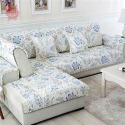 furniture pretty slipcovered sectional sofa for comfy