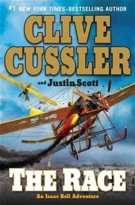 race isaac bell   clive cussler reviews