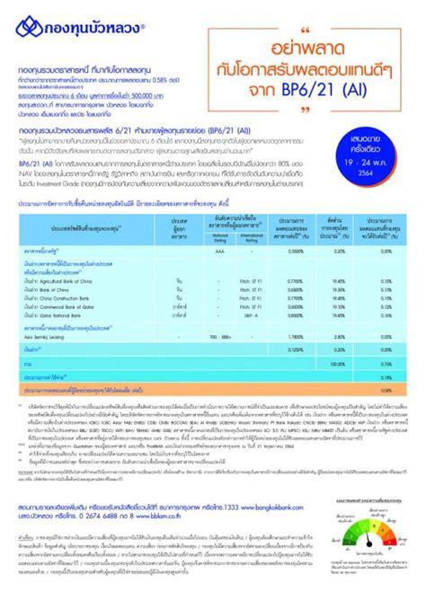 กองทุนบัวหลวงเสนอขาย IPO