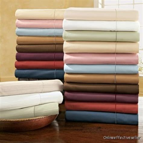 extra deep pocket 11 to 23 quot fitted sheet all size color