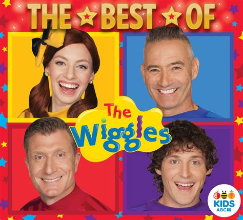 Win The Best Of The Wiggles And The Best Of Abc Kids Vol 4