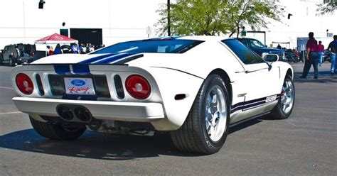 Ford GT at Universal Technical Institute's campus in