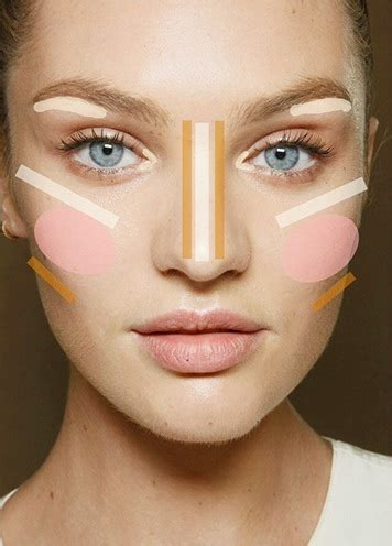 tips      face  thinner makeup    wonders