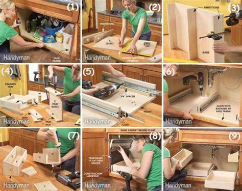Kitchen Sink Storage  Trays 3   Home Design, Garden