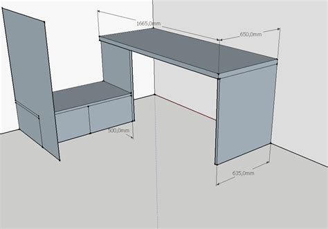 construire un bureau construction d 39 un bureau en mdf 8 messages