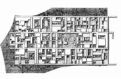 Berlin University Plan Grid Woods Mat Building