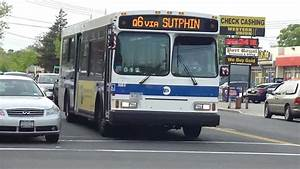 Mta Bus  2006 Orion Vii Q6 Bus  3563 At Linden
