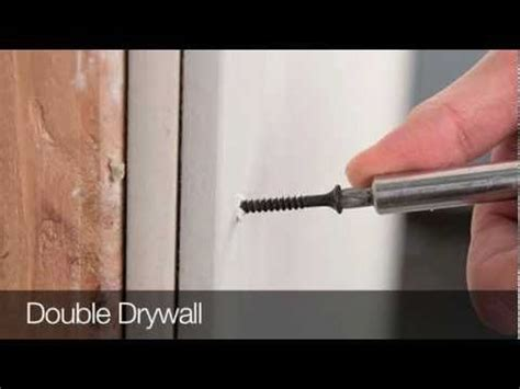 sound proof interior walls  double drywall