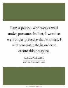 Work Pressure Quotes & Sayings | Work Pressure Picture Quotes