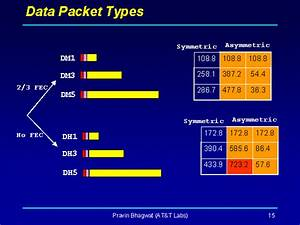 Data Packet Types