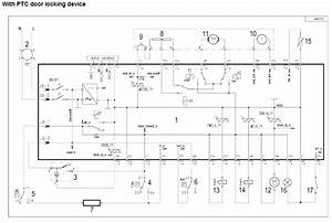 Aeg Electrolux Washing Machine Wiring Diagram Service