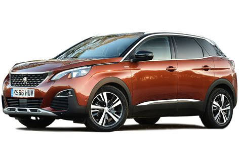 SUV Cars : Peugeot 3008 Suv Review