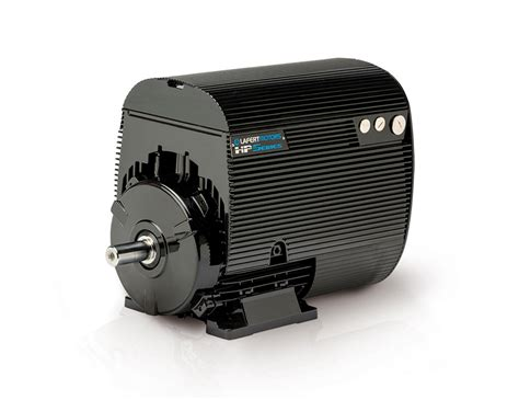 Electric Motor Drive by Synchronous Pm Electric Motor With Integrated Drive Ie4