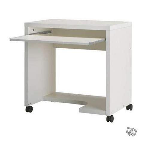 bureau pour ordinateur ikea bureau ikea mikael occasion