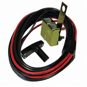 Powerwinch Wiring Harness 60a F   712a 912 915 T2400 T4000