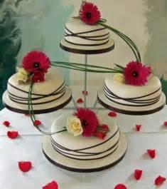 contemporary wedding bridal wedding dresses modern wedding cake design pictures