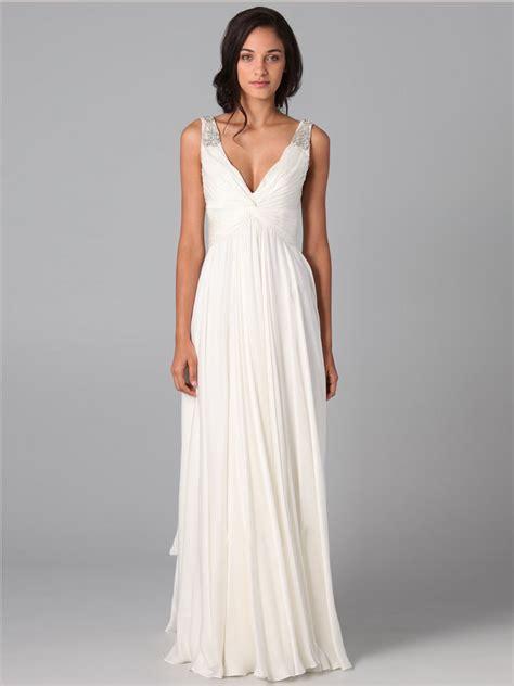 White Formal Maxi Dress  Trend 20162017  Fashion Gossip
