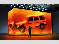 Mercedes GKlasse 1979 Detroit Auto Show 2018