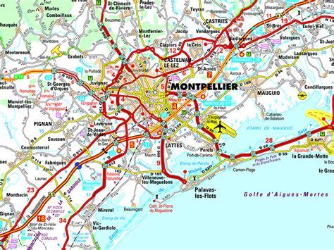 Carte Sud Montpellier by Carte Routi 232 Re Arts Et Voyages