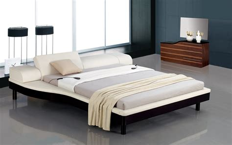 Modernize Your Bedroom With The Contemporary Platform Bed