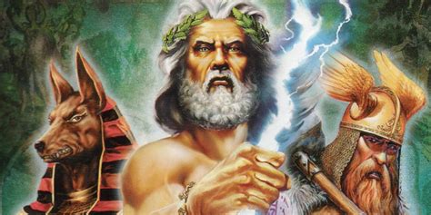 Age of Empires: Why Age of Mythology Is the Best AoE Game