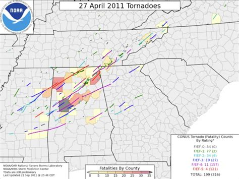 Remembering The Super Tornado Outbreak