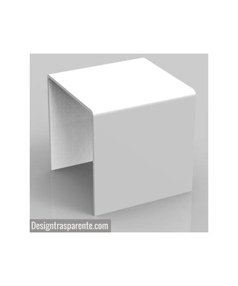 Sgabello Doccia by Sgabello In Plexiglass Bianco Per Doccia