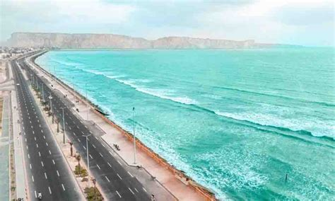 The Gwadar Marine Drive Under CPEC Is A Place Worth ...